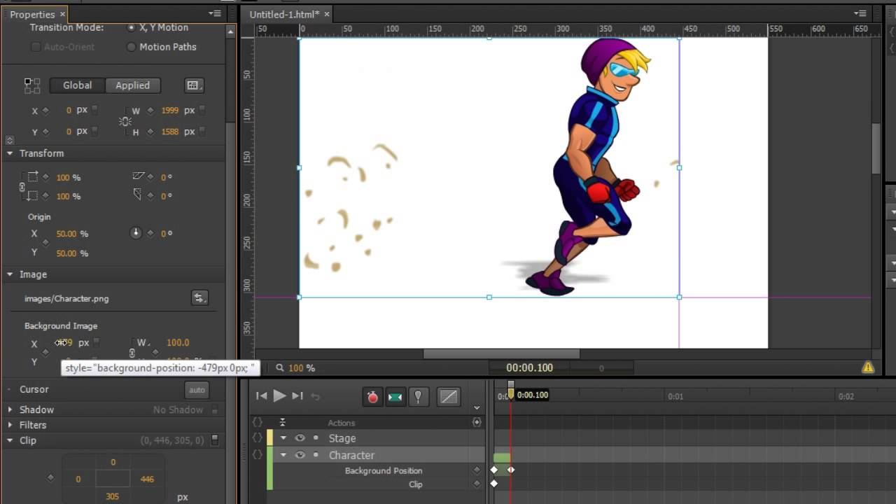 adobe animation software free