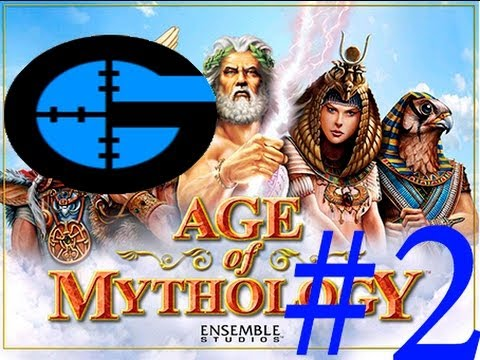 Jugando Age of Mythology The Titans Partida Random en Gameranger P2