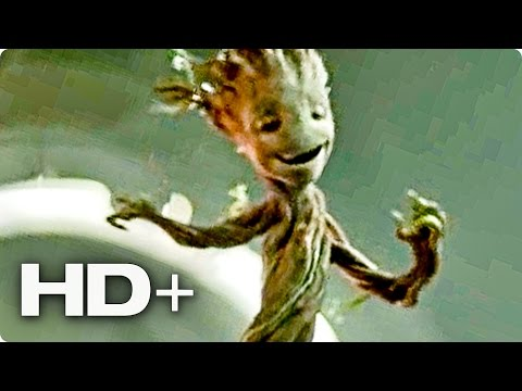 DANCING GROOT  | Guardians Of The Galaxy 2014 [HD+]