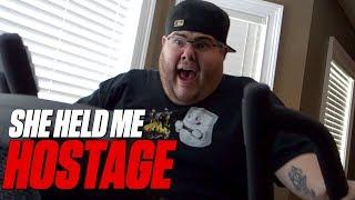 I WAS HELD HOSTAGE! (BY BRIDGETTE)