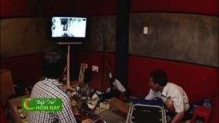 Nghề làm tiếng động trong phim - Thành Phố Hôm Nay [HTV9 – 10.09.2014]