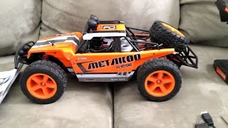 Metakoo RC Car Off Road Storm Desert Buggy Review