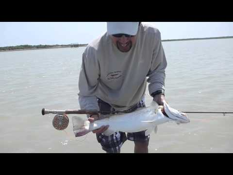 Fly Fishing the Laguna Madre