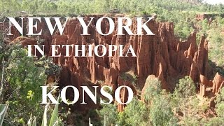 Ethiopia/Konso (New York in Africa)