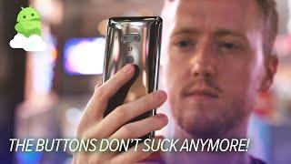 HTC U12+ Review Redux: Button Fix Update! [U12 Plus]