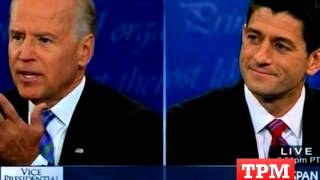 "Biden To Ryan: ""Oh, Now You"