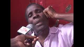 VIDEO: Haiti - Interview Manman FANTOM (Barikad Crew) apre Accident Champs-de-Mars la