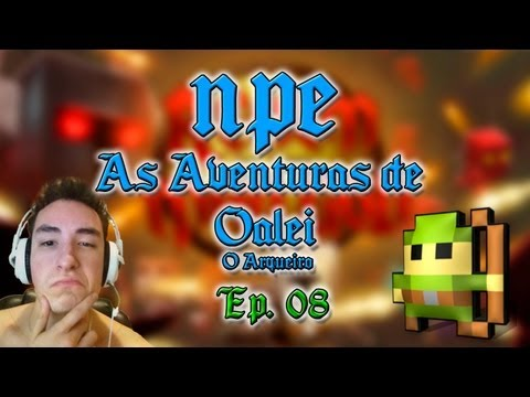 Realm of the Mad God - NPE EP8 - As Aventuras de Oalei - O Arqueiro - Manor of the Immortals