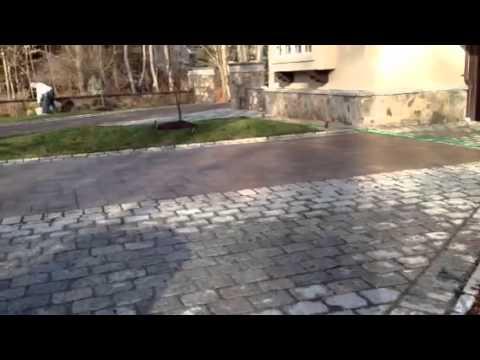 Brick Driveway Maintenance Brick Paver Driveway Cleaning
