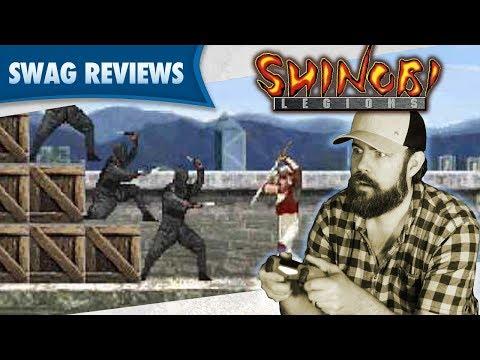 SVGR: Shinobi Legions on SATURN (Day 26 of 30 Reviews in 30 Days)
