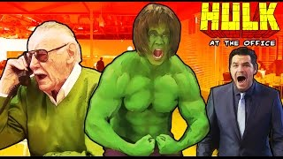 [Hulk at the Office] Video