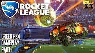 Ranting Greek Gamer 39 S                Rocket League   P