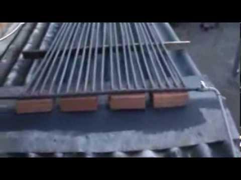 Aquecedor solar para banheira