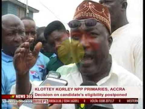 News360 - Klottey korley NPP primaries, Accra - 19/6/2015