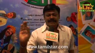 Madhan Babu At KaKaKaPo Promo Song Launch