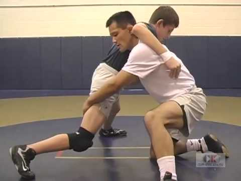 Abe Video 1 - Common Mistakes on Double Leg Take Downs Image 1