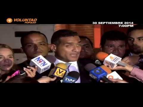 Leopoldo López acusó ante MP a Maduro y Rodríguez Torres por determinadores del 12F