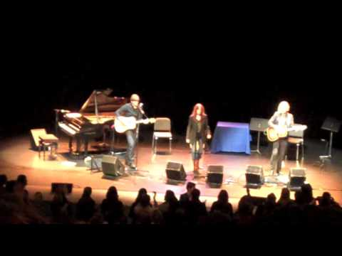 "Patti Smith, ""People have the Power"", live in Lugano 2010"
