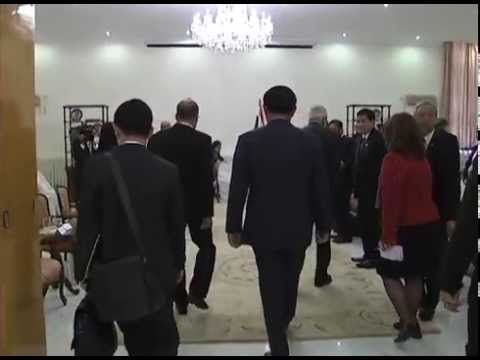 Bilateral Meeting with Prayuth Chan-ocha Prime Minister of Thailand 11/10/2014