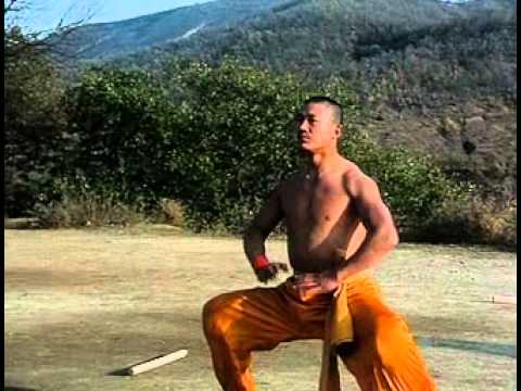 Shaolin warrior training Image 1