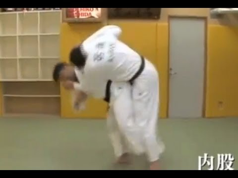 Uchimata Demo by Yoshida with English Subtitles Image 1