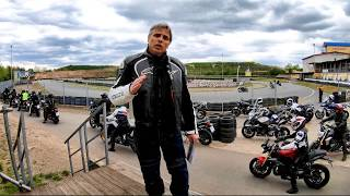 Track day on the Harzring | Motorcycle Safety Training | Verkehrswacht Paderborn