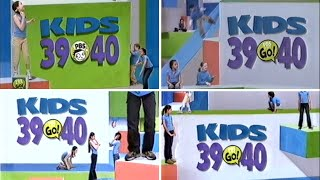 PBS Kids GO! Station ID Compilation (2004-2006 WFWA)