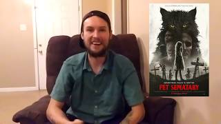Pet Sematary (2019 Remake) Movie Review (Monster Mash Movie Reviews)