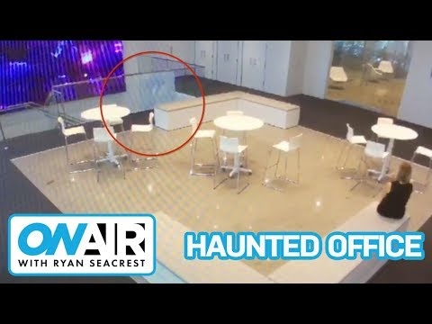 download lagu We Caught A Ghost On Camera  On Air gratis