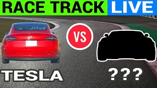 Will I See a Tesla Model 3 Performance Race a Gas Car?