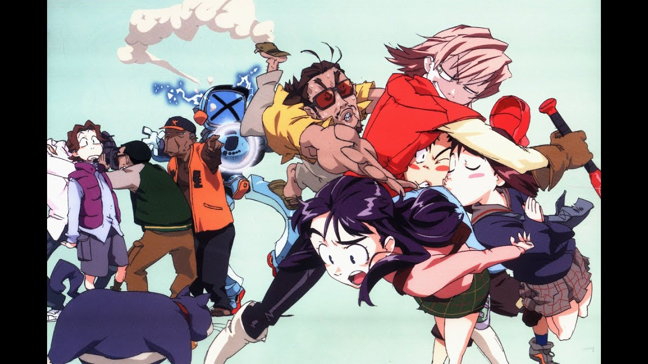 Adult Swim Partners with Production I.G for FLCL Seasons 2 ...