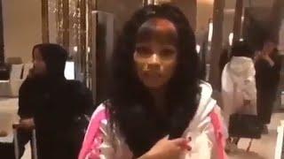 Nicki Minaj In Shanghai