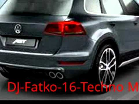 DJ-Fatko 16 Techno Music Vs Cars 2012