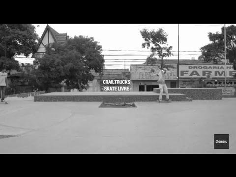 Crail Trucks - Campinas Skate Livre!