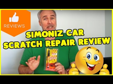 Simoniz Car Scratch Repair Review- As Seen On TV   EpicReviewGuys