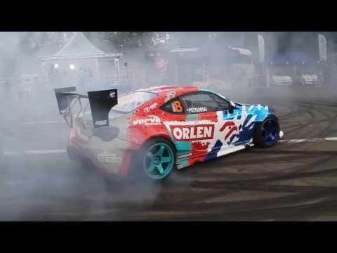 Red Bull Kart Fight Drift by Jakub Przygonski