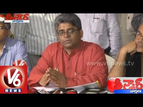 Sivaramakrishnan committee report on AP capital - Teenmaar News...