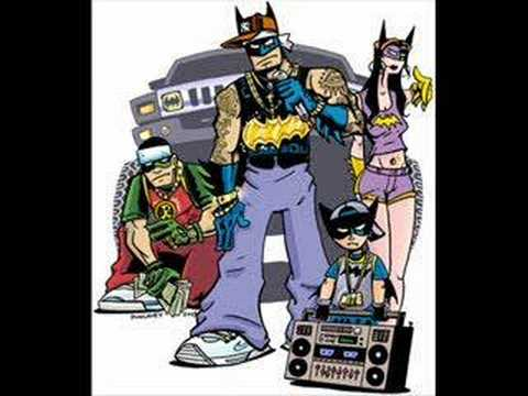 Snoop Dogg - Batman & Robin