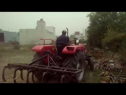 TONNER 1035 DI Massey Ferguson (step by step) tractor .kisaan ki shaan