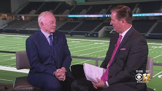Jerry Jones Reveals Biggest Regret Since Buying Dallas Cowboys 30 Years Ago