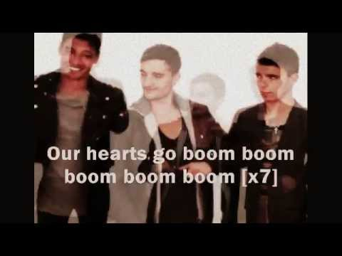 The Wanted-  Walks Like Rihanna (Lyrics)
