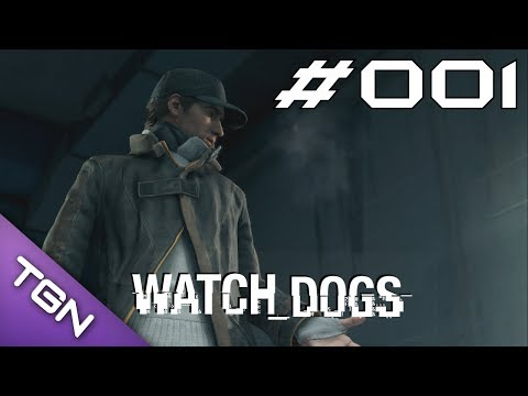 Watch Dogs - Let's Play #001 - Tell Me The Fucking Name! video