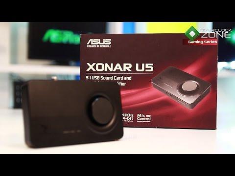 OverclockZone TV EP.638 : ASUS Xonar U5 (HD)