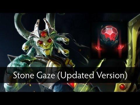 Dota 2 Medusa - Stone Gaze (Updated Version)