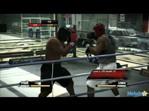Fight Night Champion Walkthrough - Training Games - Close the Show