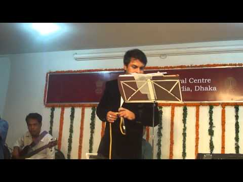 Shuvro Dev Performing At Igcc, Hci, Dhaka video