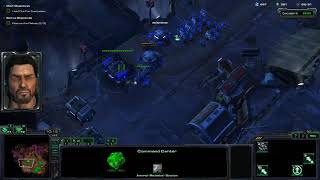 Starcraft 2 Campaign: Wings of liberty Part 2