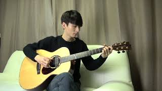 Download Lagu (Ed Sheeran) Perfect -  Sungha Jung Gratis STAFABAND