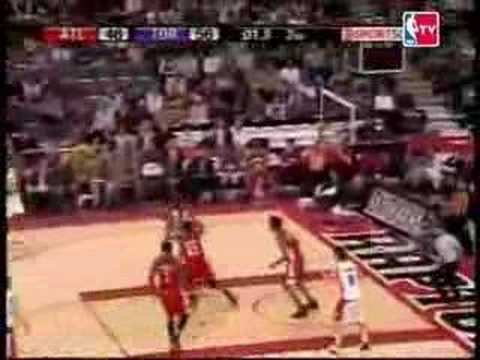 chris bosh top ten plays