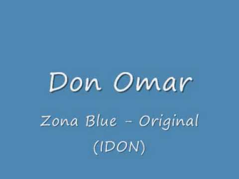 Don Omar - Zona Blue(idon) video